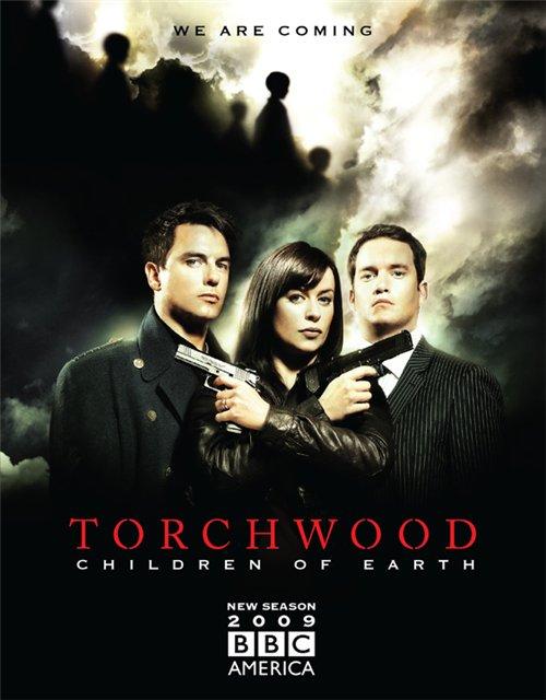 Торчвуд: Дети Земли