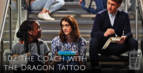 Class s01e02 The Coach with the Dragon Tattoo