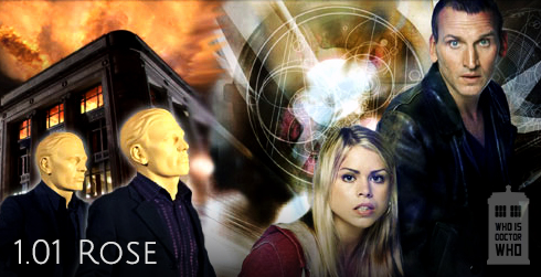Doctor Who s01e01 Rose