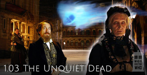 Doctor Who s01e03 The Unquiet Dead