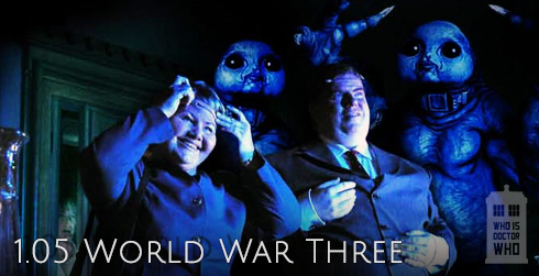 Doctor Who s01e05 World War Three