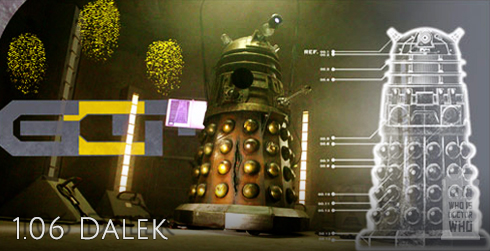 Doctor Who s01e06 Dalek
