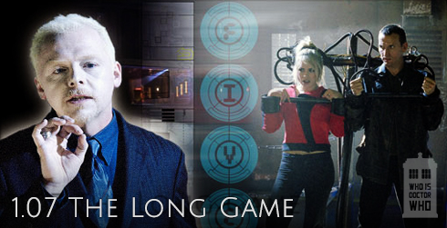 Doctor Who s01e07 The Long Game