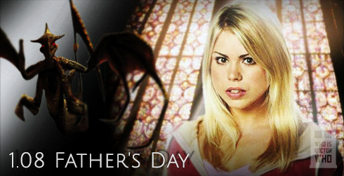 Doctor Who s01e08 Father's Day