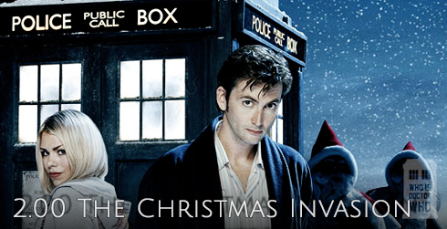 Doctor Who s02e00 The Christmas Invasion