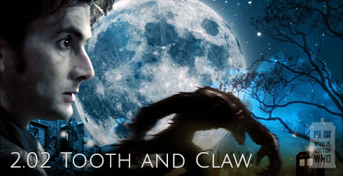 Doctor Who s02e02 Tooth and Claw