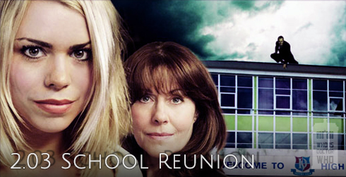 Doctor Who s02e03 School Reunion
