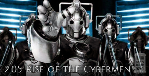 Doctor Who s02e05 Rise of the Cybermen