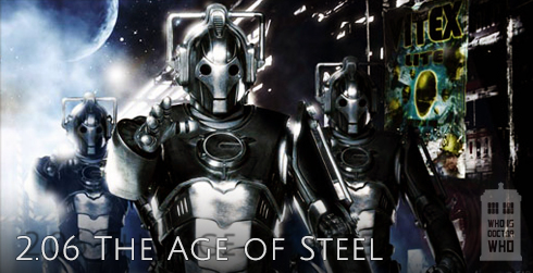 Doctor Who s02e06 The Age of Steel