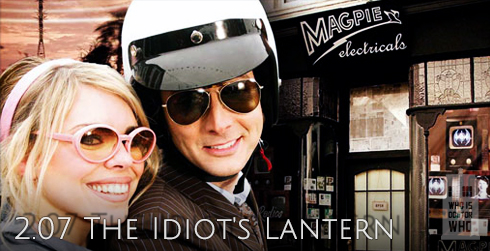 Doctor Who s02e07 The Idiot's Lantern