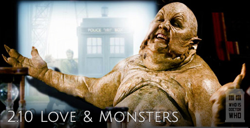 Doctor Who s02e10 Love & Monsters