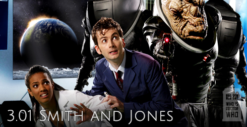 Doctor Who s03e01 Smith and Jones