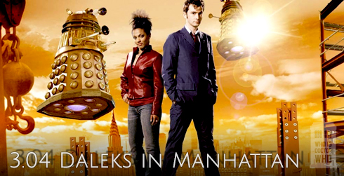 Doctor Who s03e04 Daleks in Manhattan