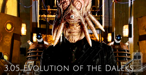 Doctor Who s03e05 Evolution of the Daleks