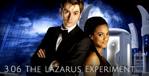 Doctor Who s03e06 The Lazarus Experiment