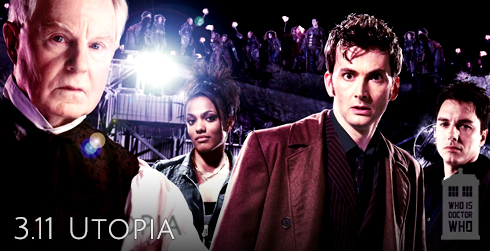 Doctor Who s03e11 Utopia