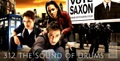 Doctor Who s03e12 The Sound of Drums