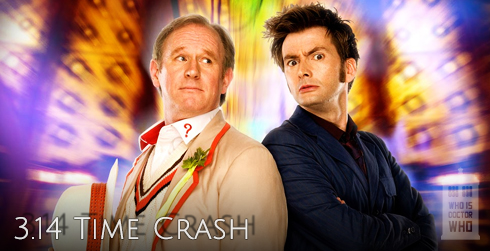 Doctor Who s03e14 Time Crash
