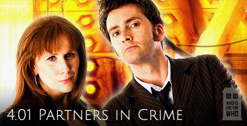 Doctor Who s04e01 Partners in Crime
