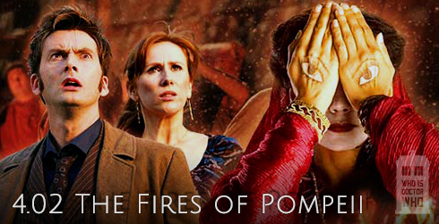Doctor Who s04e02 The Fires of Pompeii