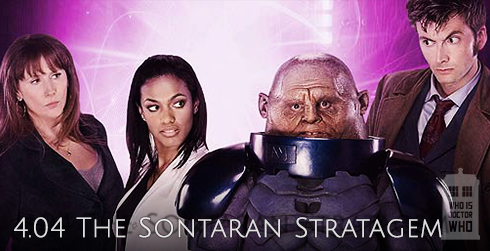 Doctor Who s04e04 The Sontaran Stratagem