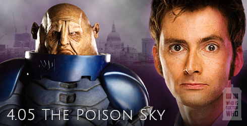 Doctor Who s04e05 The Poison Sky