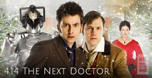 Doctor Who s04e14 The Next Doctor