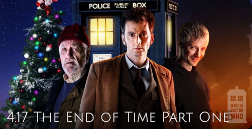 Doctor Who s04e17 The End of Time Part One
