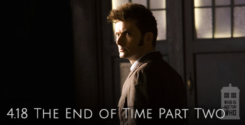 Doctor Who s04e18 The End of Time Part Two