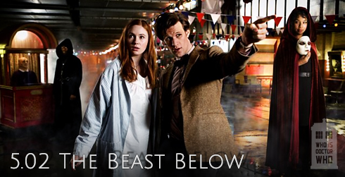 Doctor Who s05e02 The Beast Below
