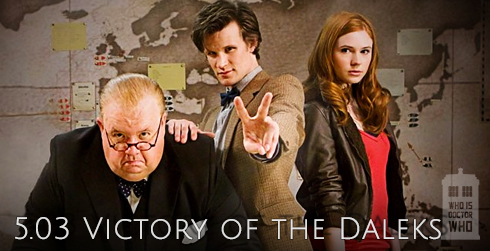 Doctor Who s05e03 Victory of the Daleks