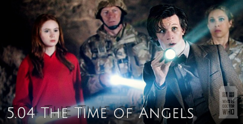 Doctor Who s05e04 The Time of Angels