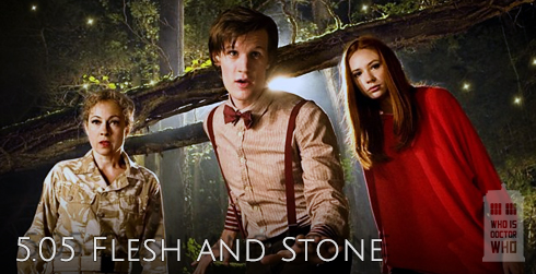 Doctor Who s05e05 Flesh and Stone