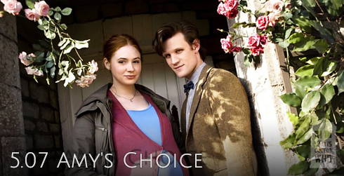 Doctor Who s05e07 Amy's Choice