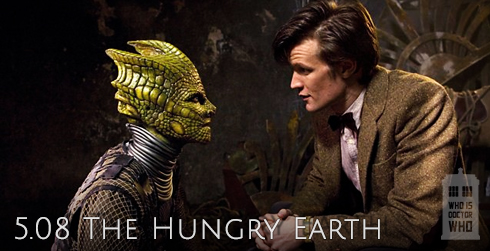 Doctor Who s05e08 The Hungry Earth