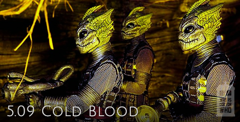 Doctor Who s05e09 Cold Blood