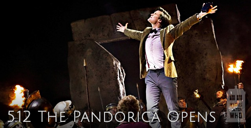 Doctor Who s05e12 The Pandorica Opens