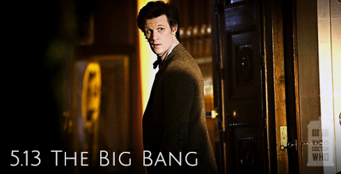 Doctor Who s05e13 The Big Bang