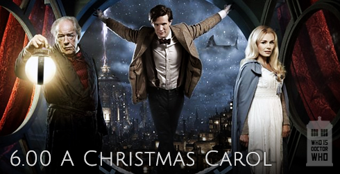 Doctor Who s06e00 A Christmas Carol