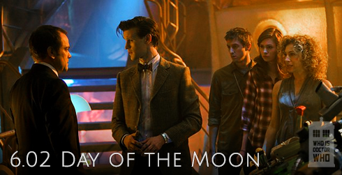 Doctor Who s06e02 Day of the Moon