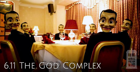Doctor Who s06e11 The God Complex