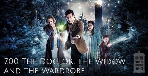 Doctor Who s07e00 The Doctor, the Widow and the Wardrobe
