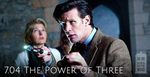 Doctor Who s07e04 The Power of Three