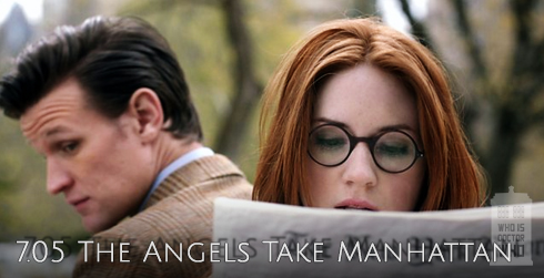 Doctor Who s07e05 The Angels Take Manhattan