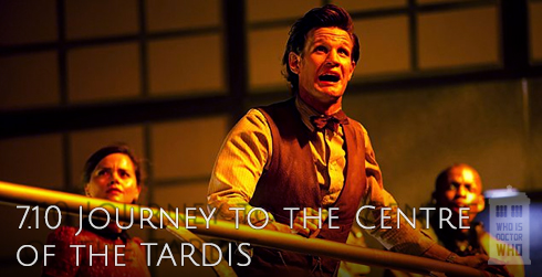 Doctor Who s07e10 Journey to the Centre of the TARDIS