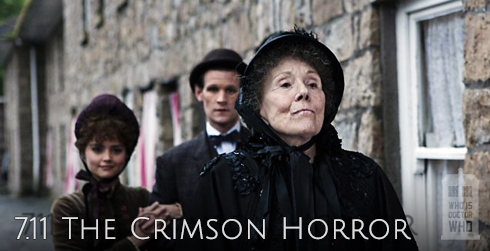 Doctor Who s07e11 The Crimson Horror