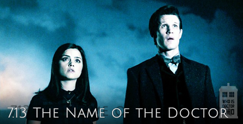 Doctor Who s07e13 The Name of the Doctor