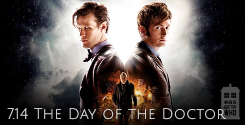 Doctor Who s07e14 The Day of the Doctor