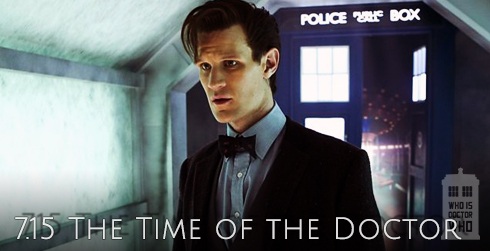 Doctor Who s07e15 The Time of the Doctor