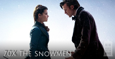 Doctor Who s07e0X The Snowmen